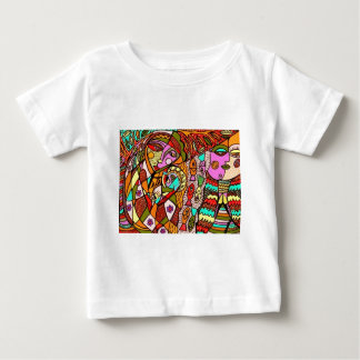 party by Sandra Silberzweig Baby T-Shirt