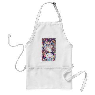 Party cat standard apron