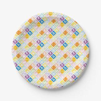 Party Celebration Personalize Destiny Destiny'S Paper Plate