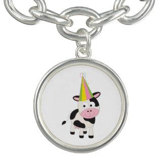 Party Cow Bracelets