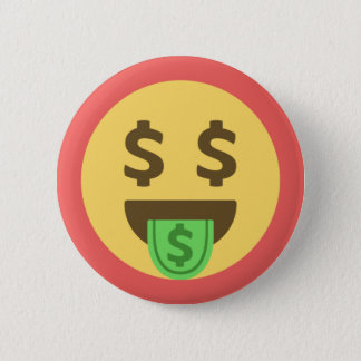 Party Crashers Small Button