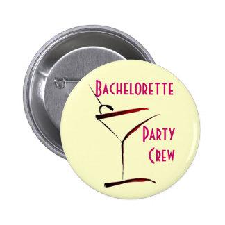 Party Crew Button