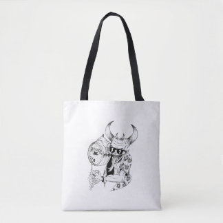 Party Demon Tote Bag
