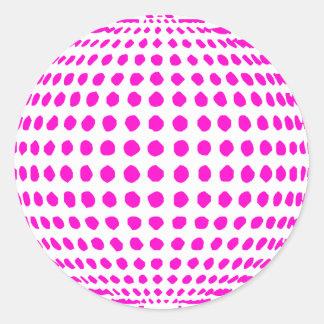 Party Disco Ball Sticker