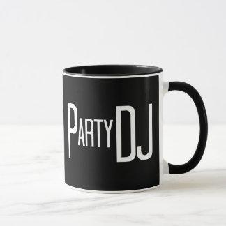 Party DJ Bold Mug