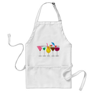 Party Drinks Standard Apron