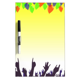 Party Dry Erase Board