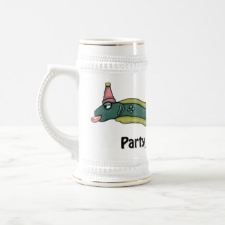 Party Eel Beer Stein