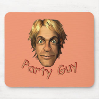 Party Guy Mouse Pad
