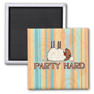 party hard magnets