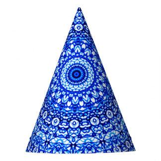 Party Hat Mandala Mehndi Style G403