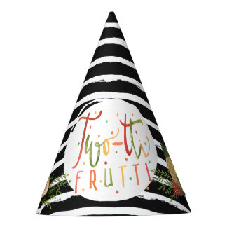 PARTY HAT | Two-tti Frutti Fruit Birthday Party