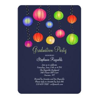 Party Lanterns Invitation