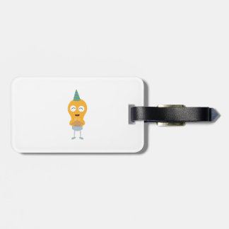 Party light bulb with cake Z91o5 Luggage Tag