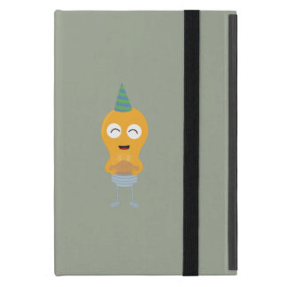 Party light bulb with cake Zt59y Cover For iPad Mini