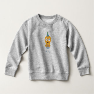 Party light bulb with cake Zt59y Sweatshirt