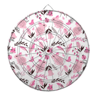 Party Lika A Rabbit Lady (Cute Pattern) Dart Board