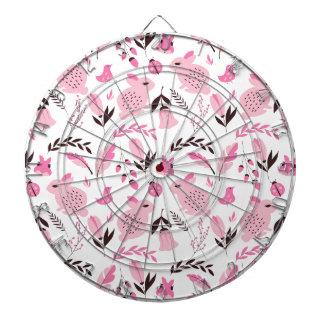 Party Lika A Rabbit Lady (Cute Pattern) Dart Board