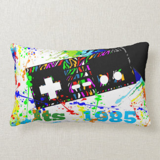 Party Like its 1985 pillow