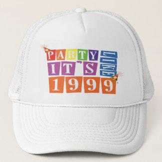 Party Like It's 1999® - Baseball Cap - Des 12 Part