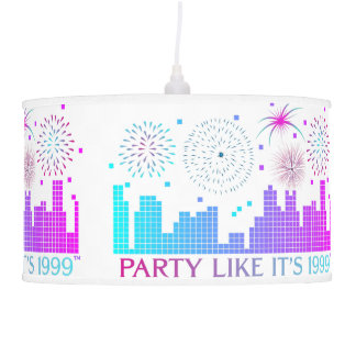 Party Like It's 1999® - Lamp - Design 04