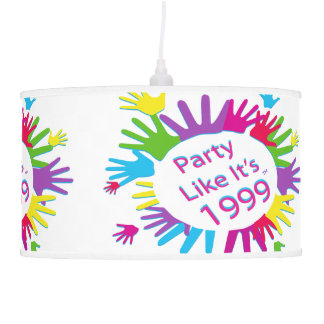 Party Like It's 1999® - Lamp - Design 05