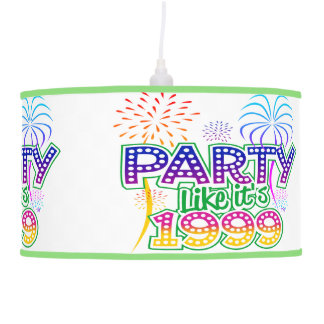 Party Like It's 1999® - Lamp - Design 06