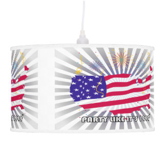 Party Like It's 1999® - Lamp - Design 07