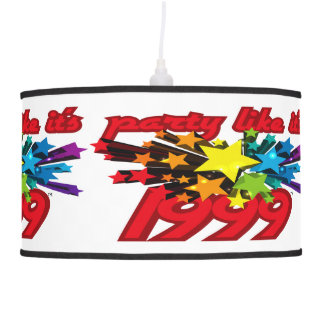 Party Like It's 1999® - Lamp - Design 10