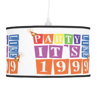 Party Like It's 1999® - Lamp - Design 12