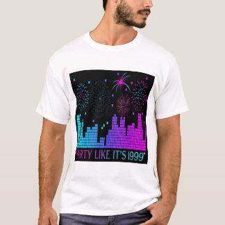 Party Like It's 1999® - T-Shirt - Des 04 Digital D