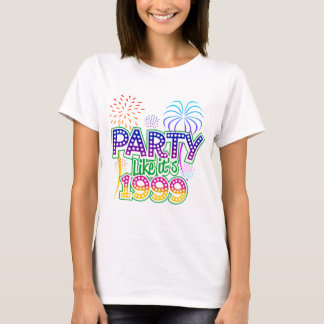 Party Like It's 1999® - T-Shirt - Des 06 Palm Tree