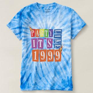 Party Like It's 1999® - T-Shirt - Des 12 Party Hat