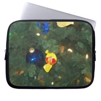 Party _Merry christmas _funda_10 Laptop Sleeve