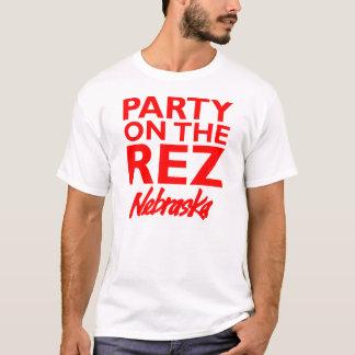 Party On The Rez - Nebraska Shirt