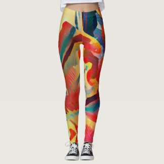 Party on Your Legs Leggings