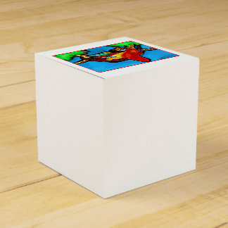PARTY PARROT FAVOR BOX