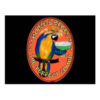 Party Parrot Postcard