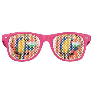 Party Parrot Retro Sunglasses