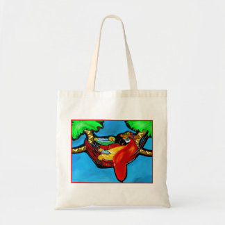 PARTY PARROT TOTE BAG