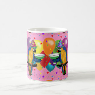 Party Parrots Coffee Mug