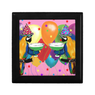 Party Parrots Gift Box