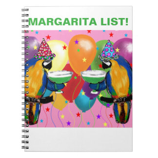 Party Parrots Notebook