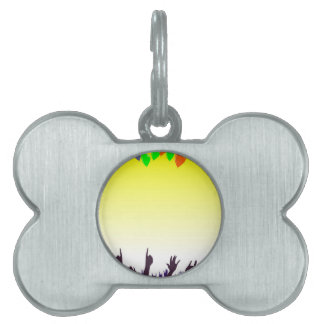 Party Pet ID Tag