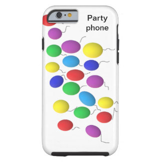 Party phone tough iPhone 6 case