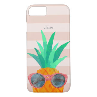 Party Pineapple   Personalized iPhone 8/7 Case