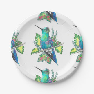 Party plates 7 inch paper plate