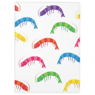 Party Prawns Clipboards