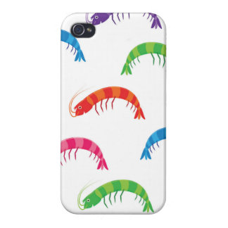 Party Prawns iPhone 4 Cover