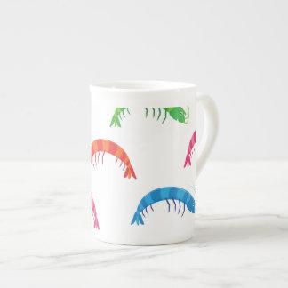 Party Prawns Tea Cup